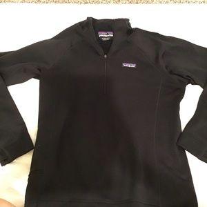 Patagonia solid 1/4 zip jacket